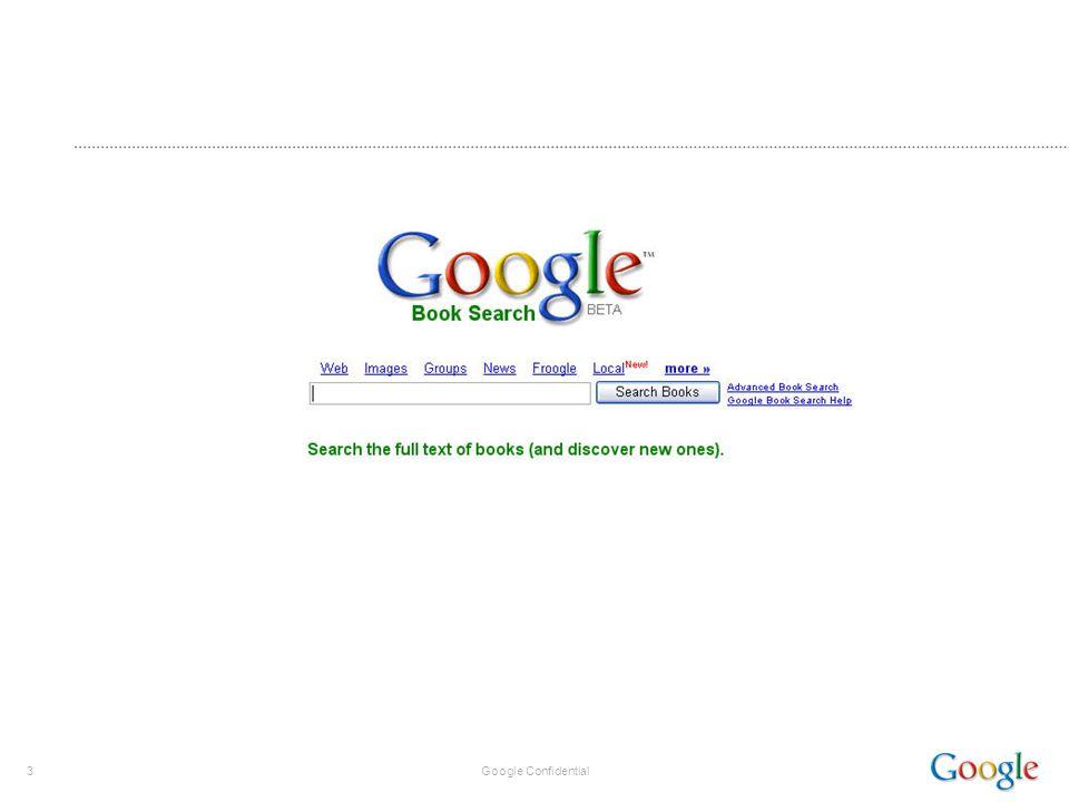 3 Google Confidential