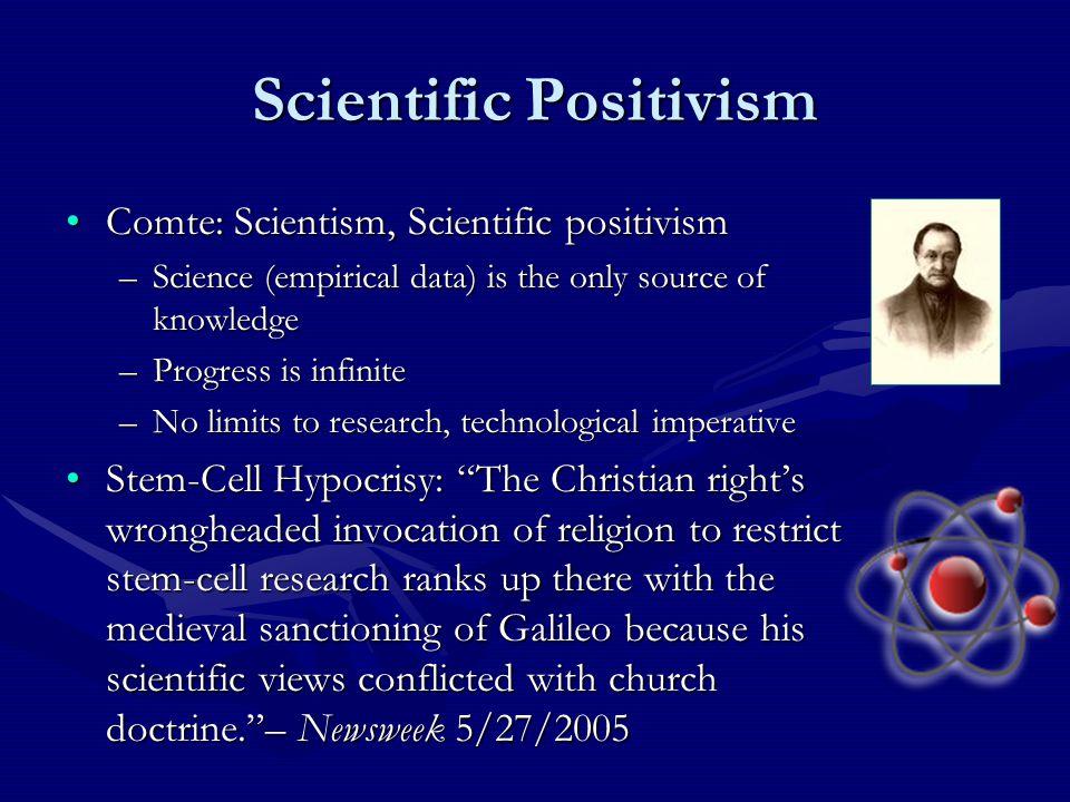 Scientific Materialism DescartesDescartes –Dualism: Body and soul two different substances.