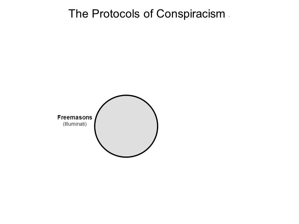 The Protocols of Conspiracism 2 Freemasons (Illuminati) Catholics (Jesuits)