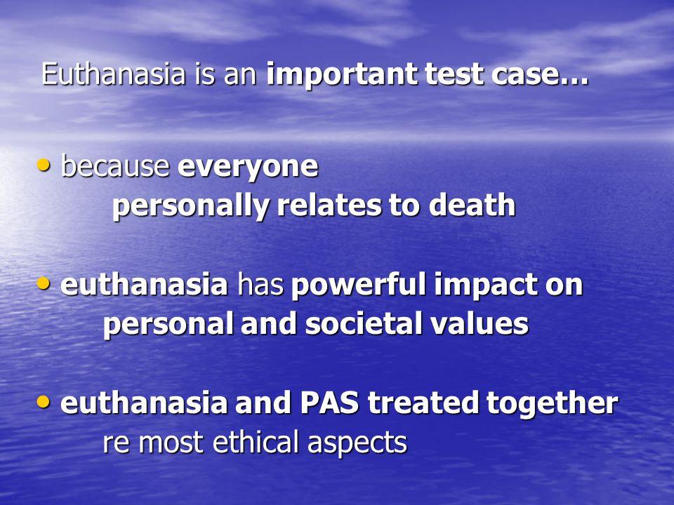 i) Impact on society...