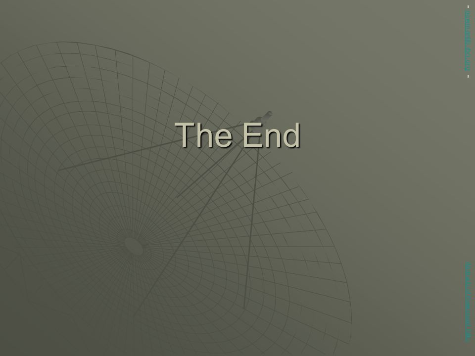 The End Abstracts of Powerpoint Talks - newmanlib.ibri.org -newmanlib.ibri.org