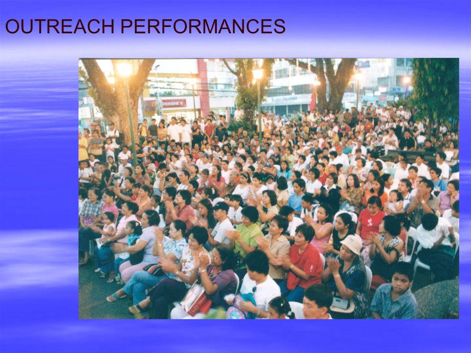 Outreach Performance