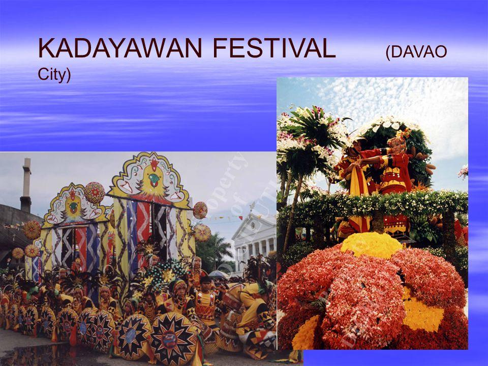MASSKARA FESTIVAL (Bacolod, Negros Occidental)
