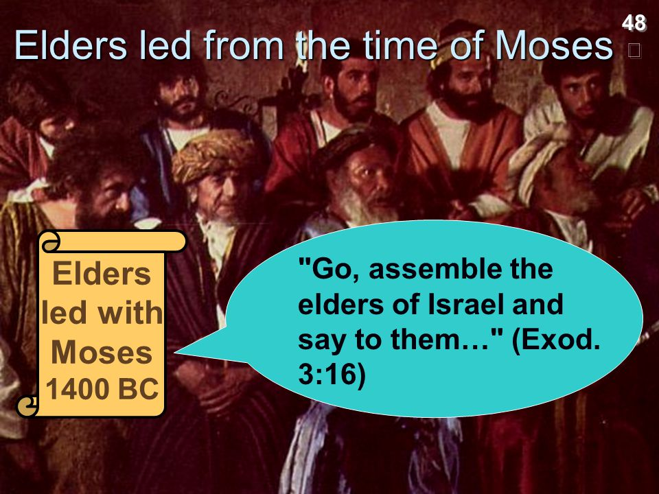 II. The biblical pattern is church leadership by elders. 92