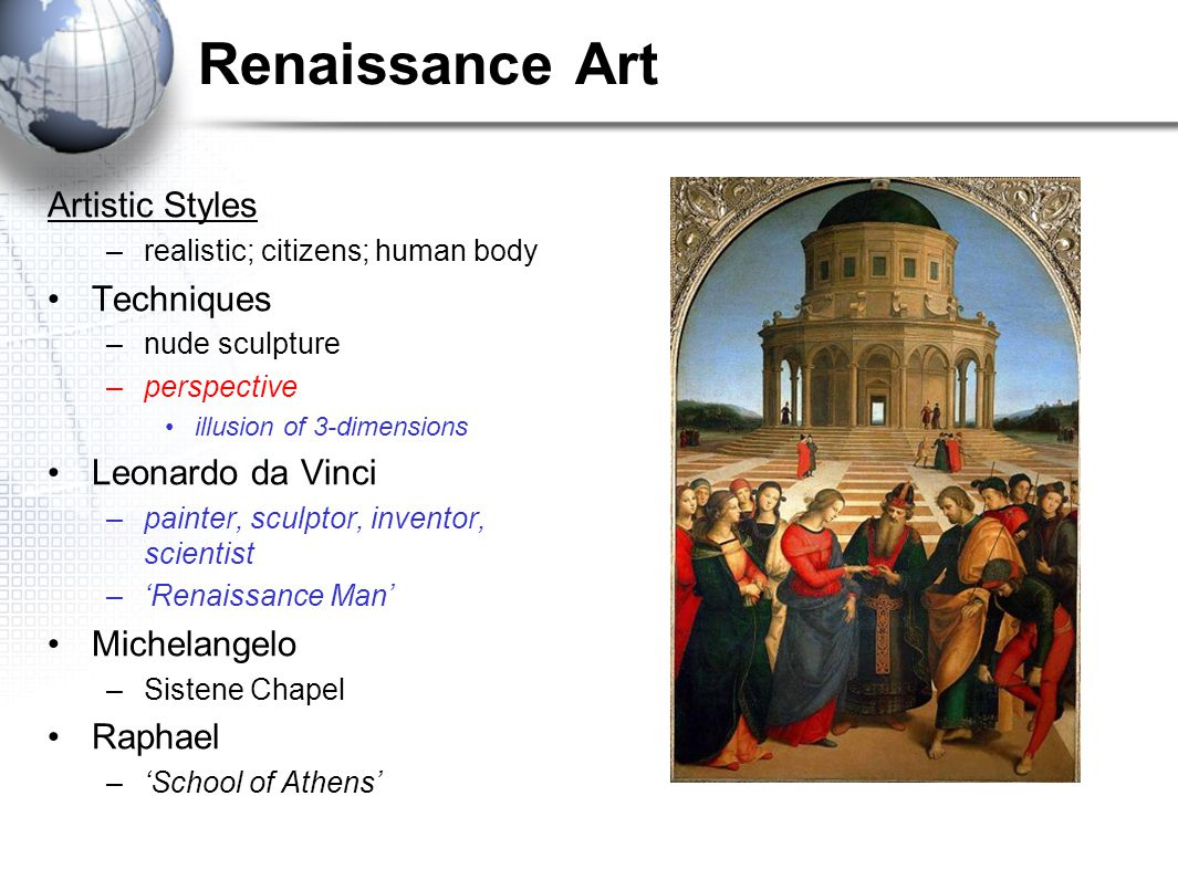 Northern Renaissance England, France, Germany, Flanders –unification in England / France strong monarchs –northern traditions religious over secular social reform / Christian values Renaissance Art –artists flee Italian wars German –Hans Holbein the Younger religion / classical myths realism Flemish –Jan van Eyck realism / oil based paints