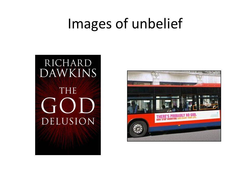 Images of unbelief