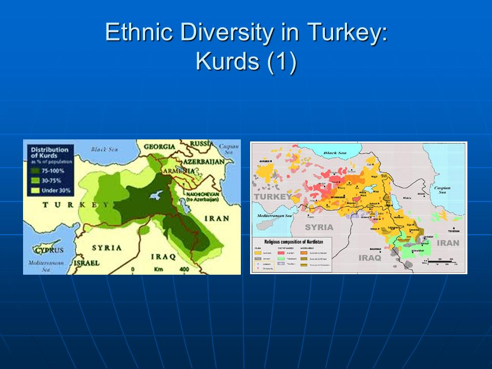 Ethnic Diversity in Turkey: Kurds (1)