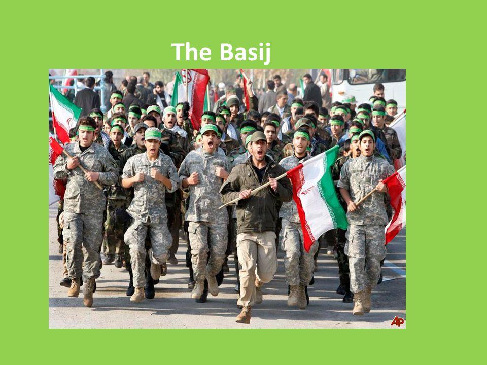The Revolutionary Guard