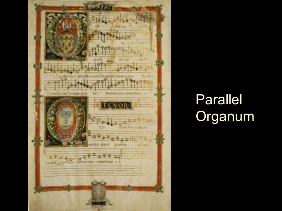 Parallel Organum
