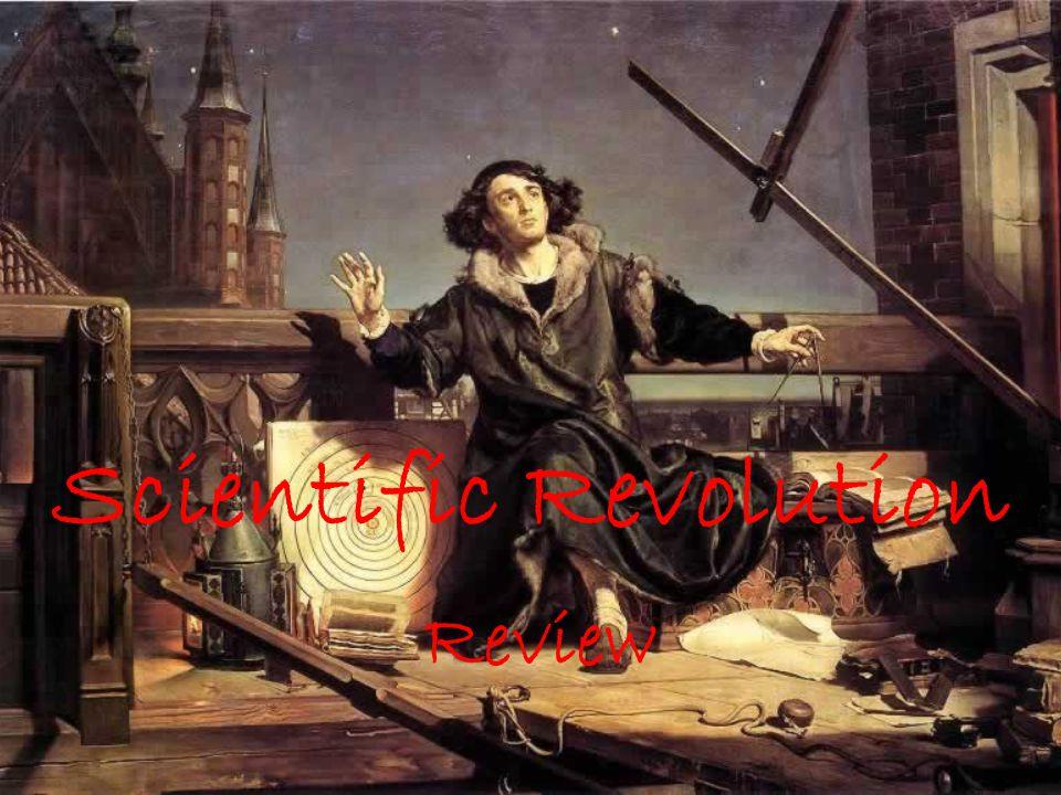 Scientific Revolution Review