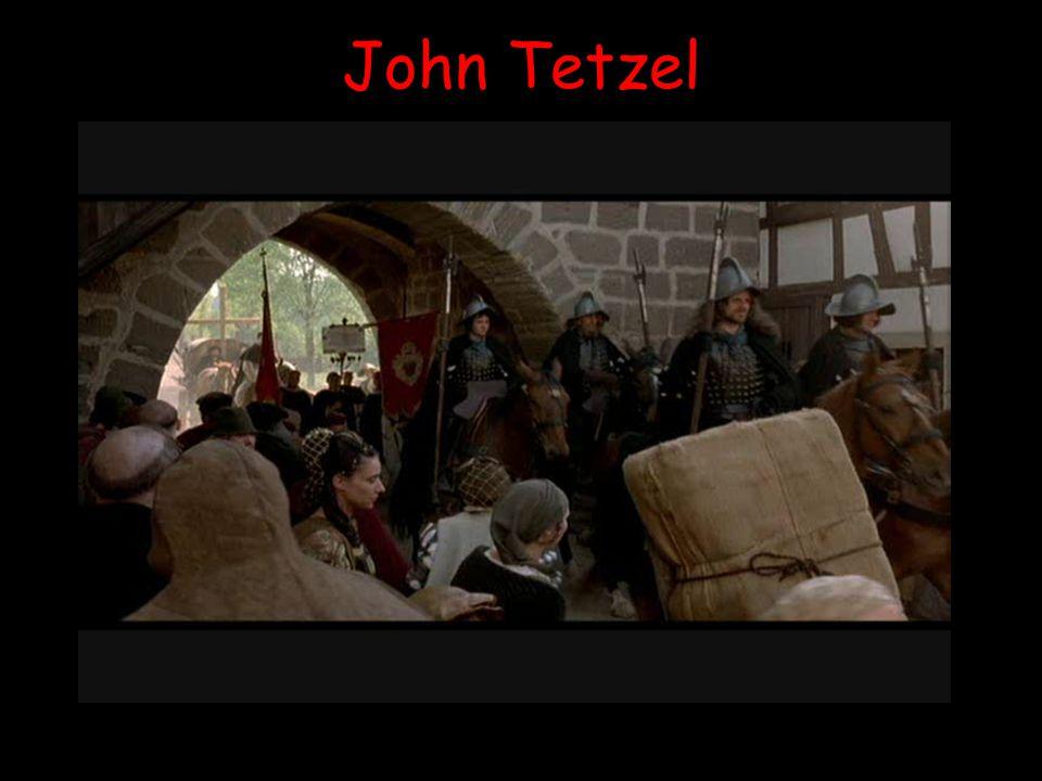 John Tetzel