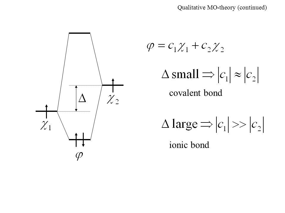 covalent bond ionic bond
