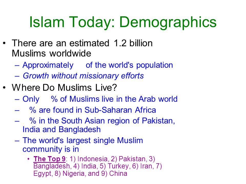 The Islamic Map