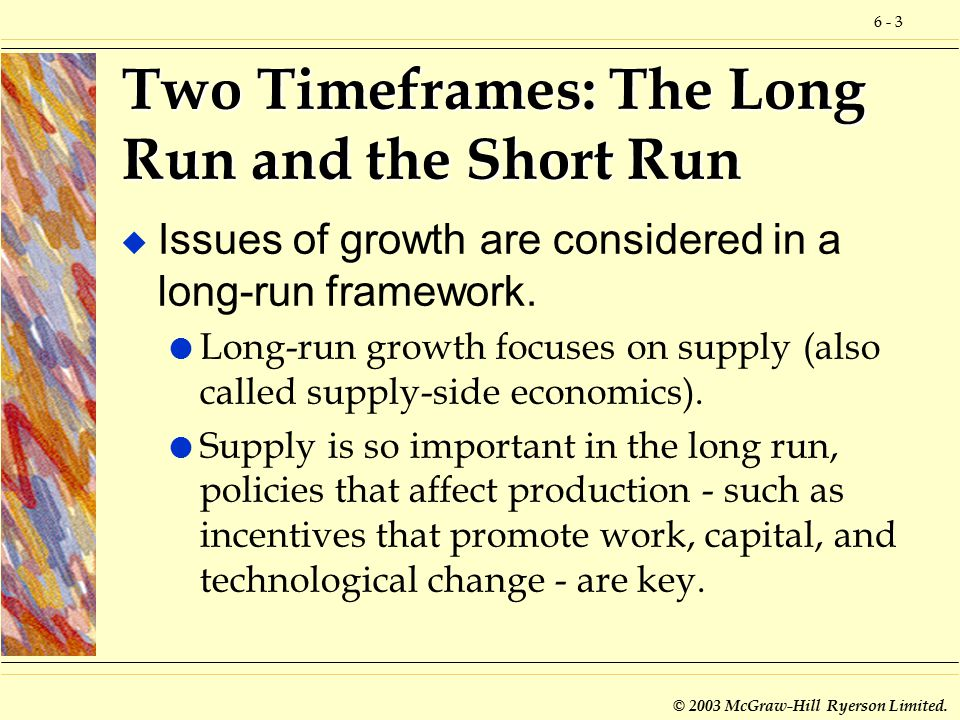 6 - 14 © 2003 McGraw-Hill Ryerson Limited. Canadian Business Cycles, Fig. 6-1a, p 138