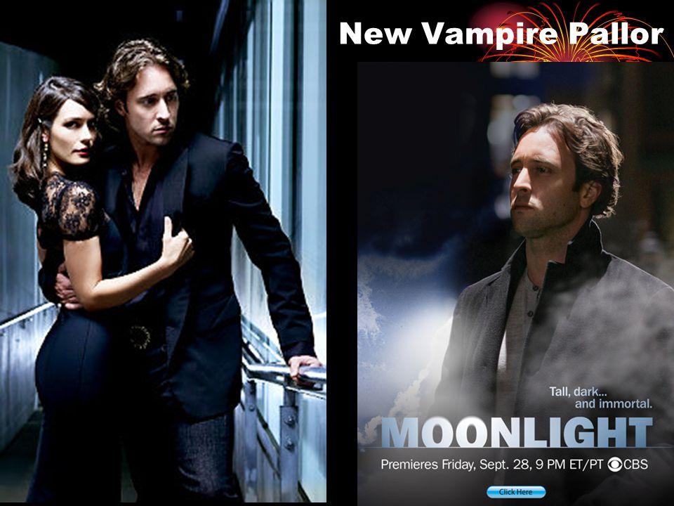 New Vampire Pallor