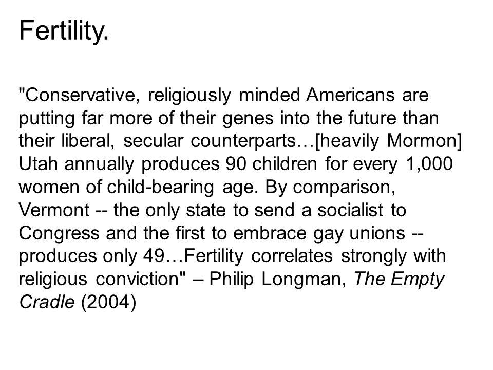 Fertility.