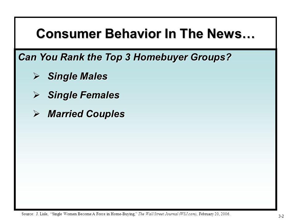 3-33 Gender-Based Marketing  Marketing Segmentation Based on Role Identity  Product Strategy  Marketing Communications  Retailing Strategy