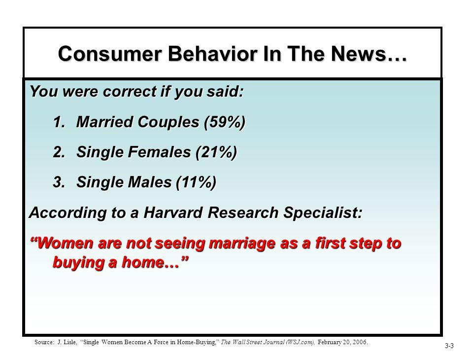 3-34 Gender-Based Marketing Market Segmentation Neither the women's nor men's market is homogeneous.