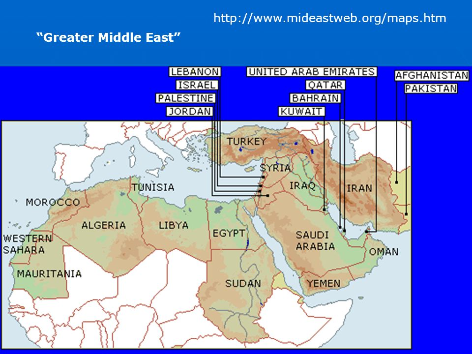 http://www.mideastweb.org/maps.htm Greater Middle East