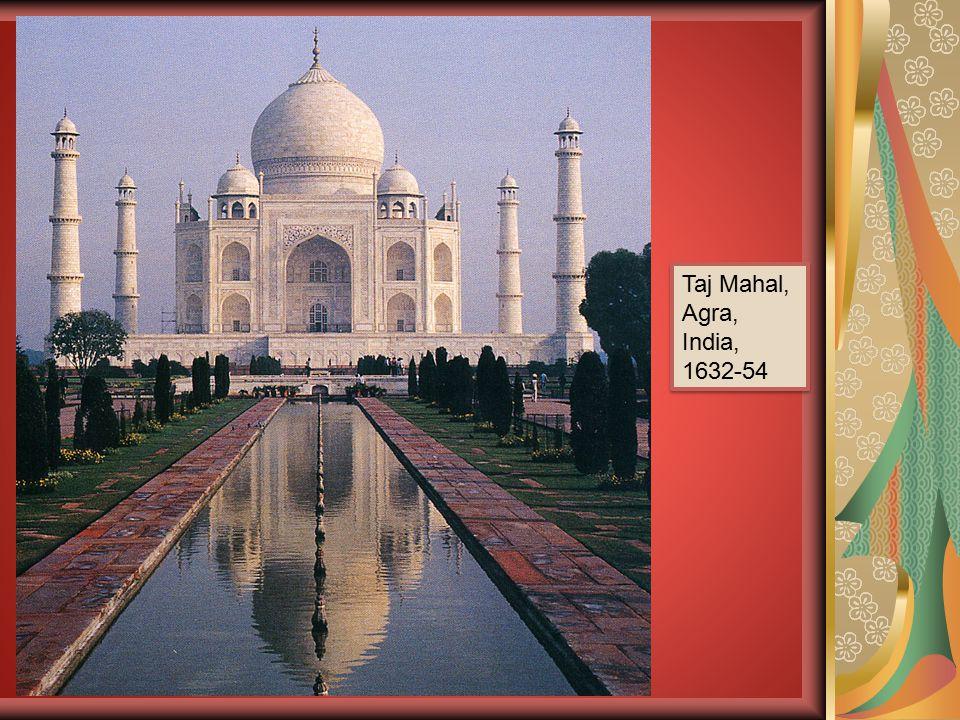 Taj Mahal, Agra, India, 1632-54