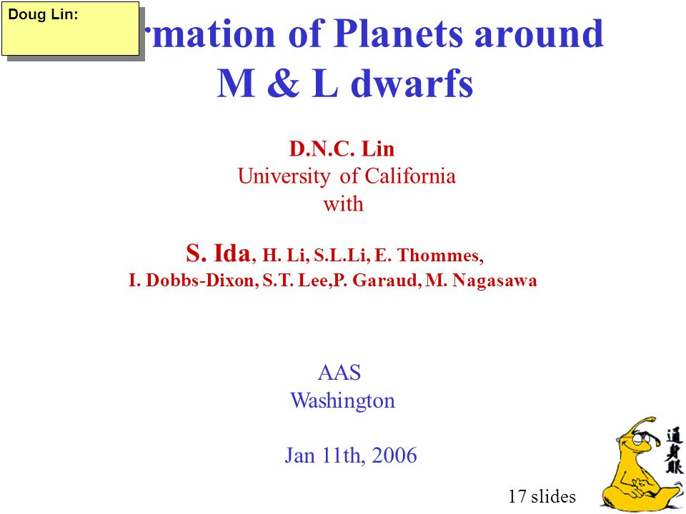 Disk properties Hillenbrand Calvet 1 Disk life time is independent of M * :similar available time 2 Disk accretion rate varies as M * 2 : Less gas content 3 Disk heavy element mass varies as M * 1-2 ?Less metals