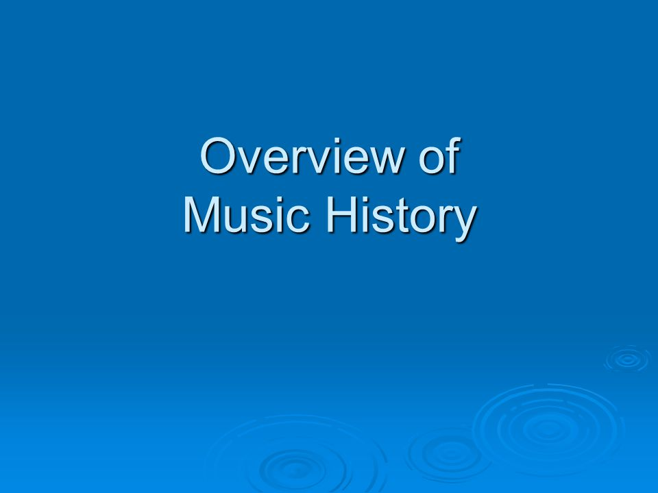 Instrumental Music  There was a growth in instrumental music, especially the lute and keyboard.