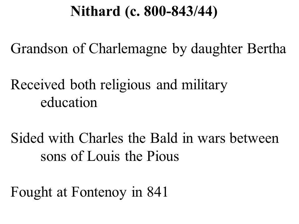 Nithard (c.