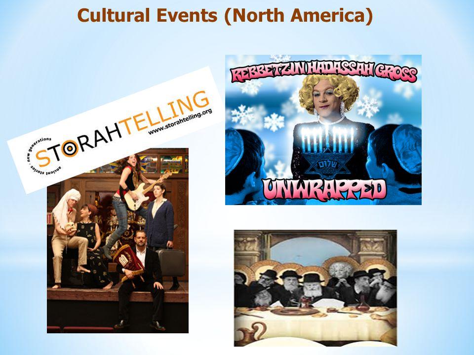 Cultural Events (North America)