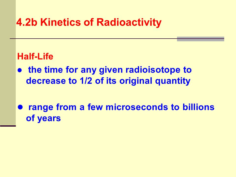 Decay Problem what % of a given amount of 226 Ra will decay during a period of 1000 years.