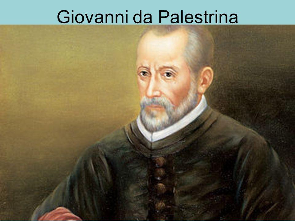 Giovanni da Palestrina