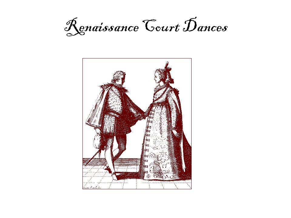 Renaissance Court Dances