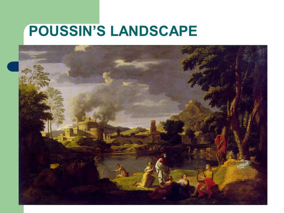 POUSSIN'S LANDSCAPE