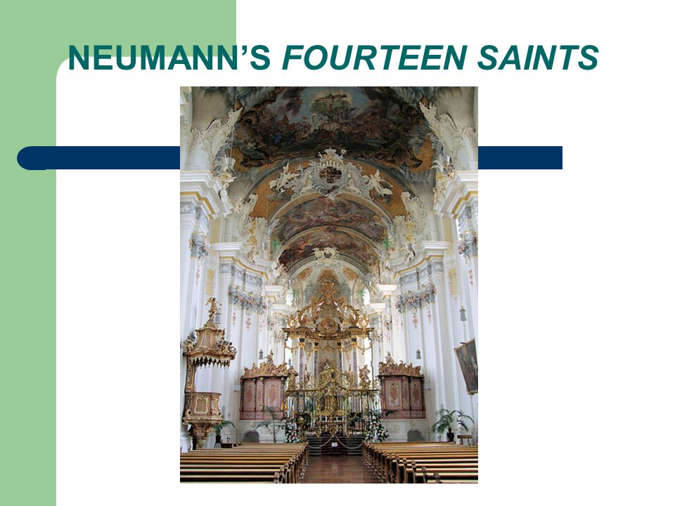 NEUMANN'S FOURTEEN SAINTS