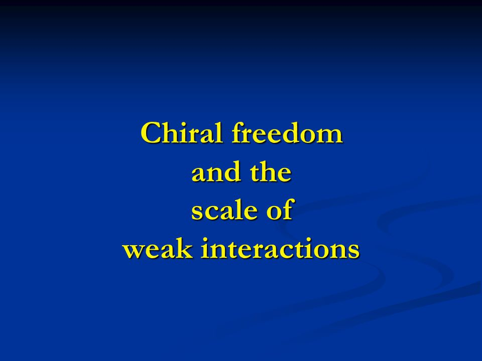 chiral tensor – gauge boson - mixing and more …