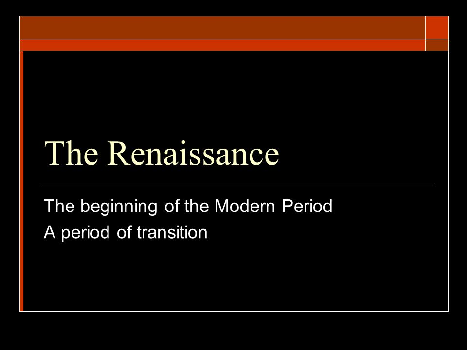 renaissance means rebirth The Renaissance began a period of renewed interest and engagement with classical (Ancient Greece and Rome) learning, culture, literature, art, style, etc.