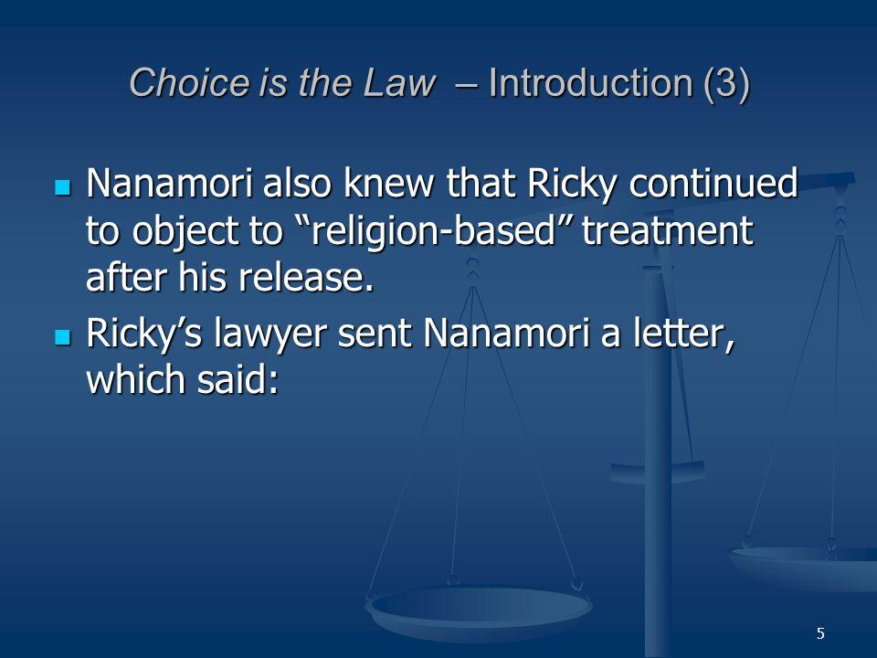 6 Inouye's Letter Mr.Inouye is a Buddhist.