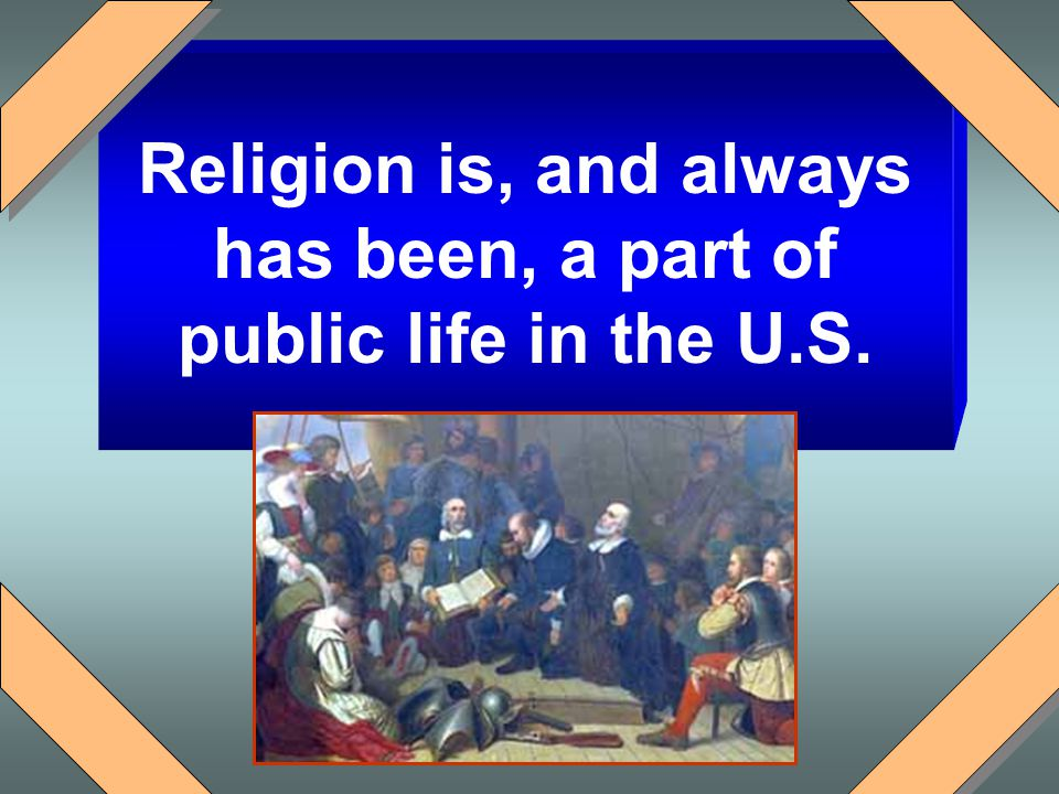 Under what circumstances do you think this tolerance of religion in school (prayer groups, etc.) would come to an end.