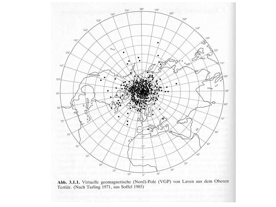 magnetic reversals, secular variation