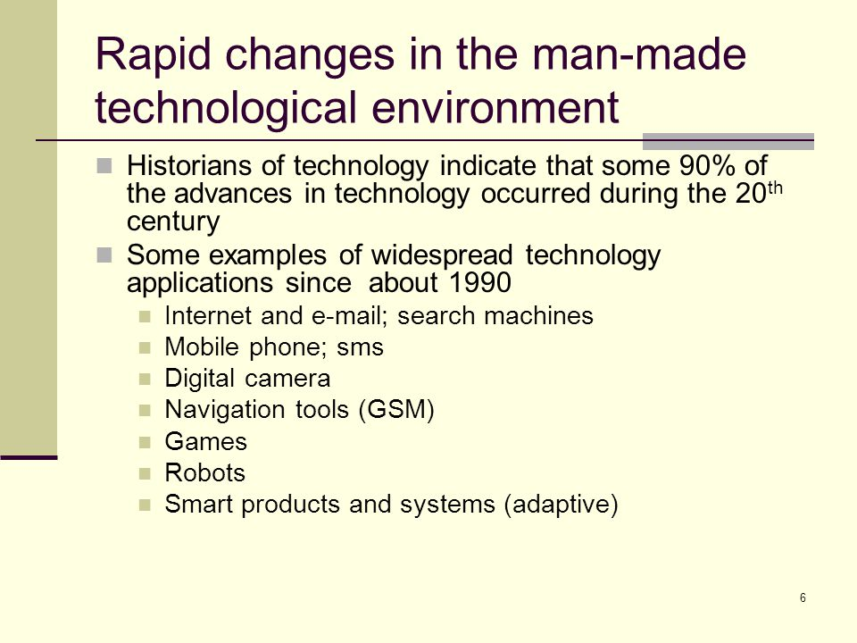 17 Summary: environmental change and aging Secular changes in technology are creating dramatic changes in user interfaces Wireless phones used for watching downloaded TV shows as well as communication Adaptive robotic technology blurs distinctions between person to person and person to machine communication and interaction Experience with one user-technology interface can have negative or positive effects on the ability or willingness of a person to use a new one Within an age cohort, aging results in an increased interdependence between person and various components of the environment Adaptation process to secular change varies across age cohorts partly because of variety and amount of earlier experiences