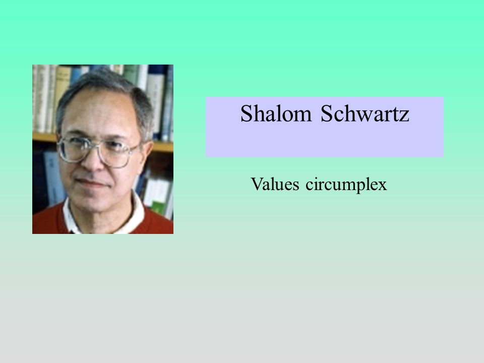 Value classifications Milton Rokeach – 36 values –Autonomous and instrumental values –Personal and social values –Competence and morality-related valu