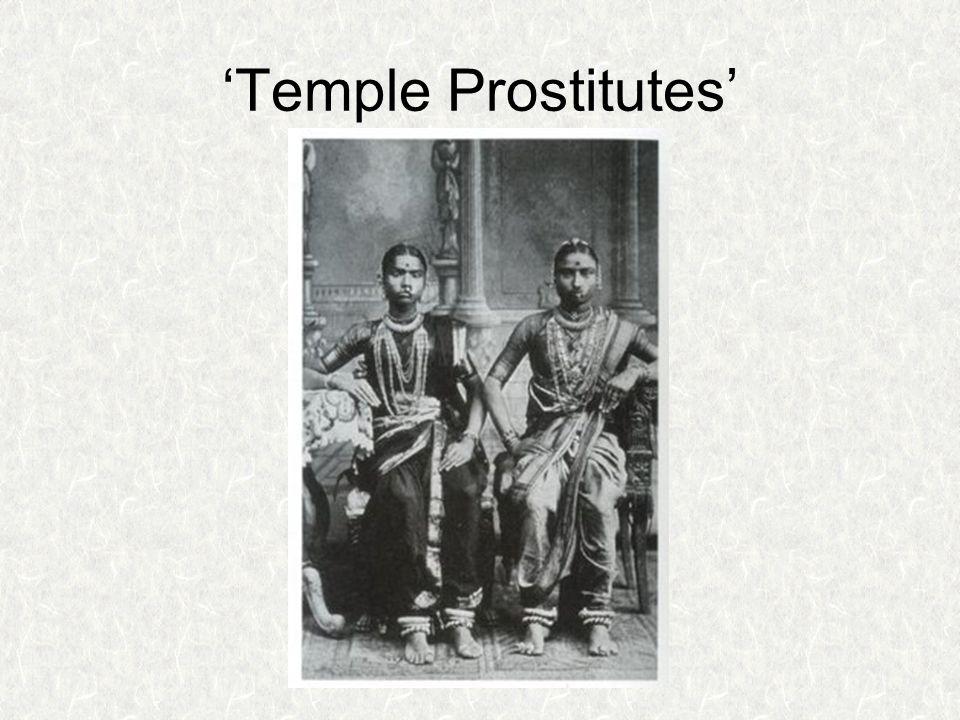 'Temple Prostitutes'