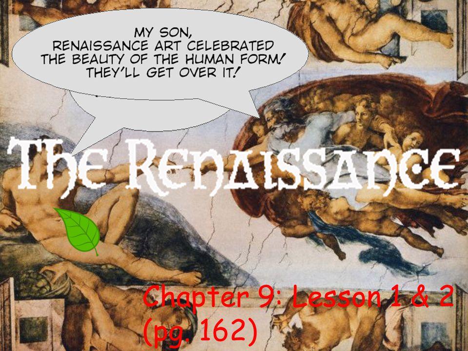 Academic Vocabulary (pg.162-170) Renaissance ( It Matters Because (pg.