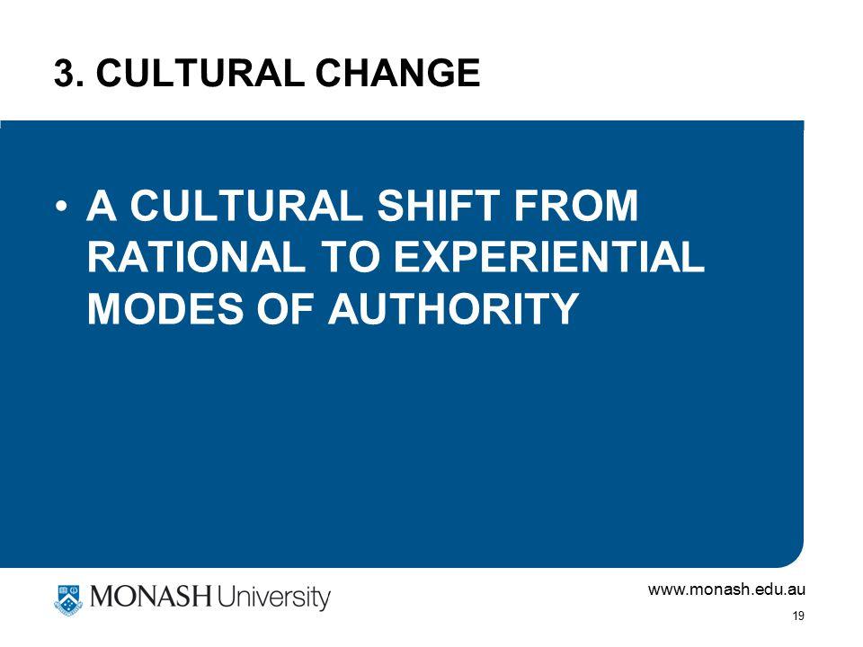 www.monash.edu.au 19 3.