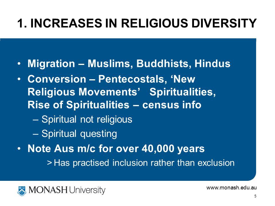 www.monash.edu.au 5 1.