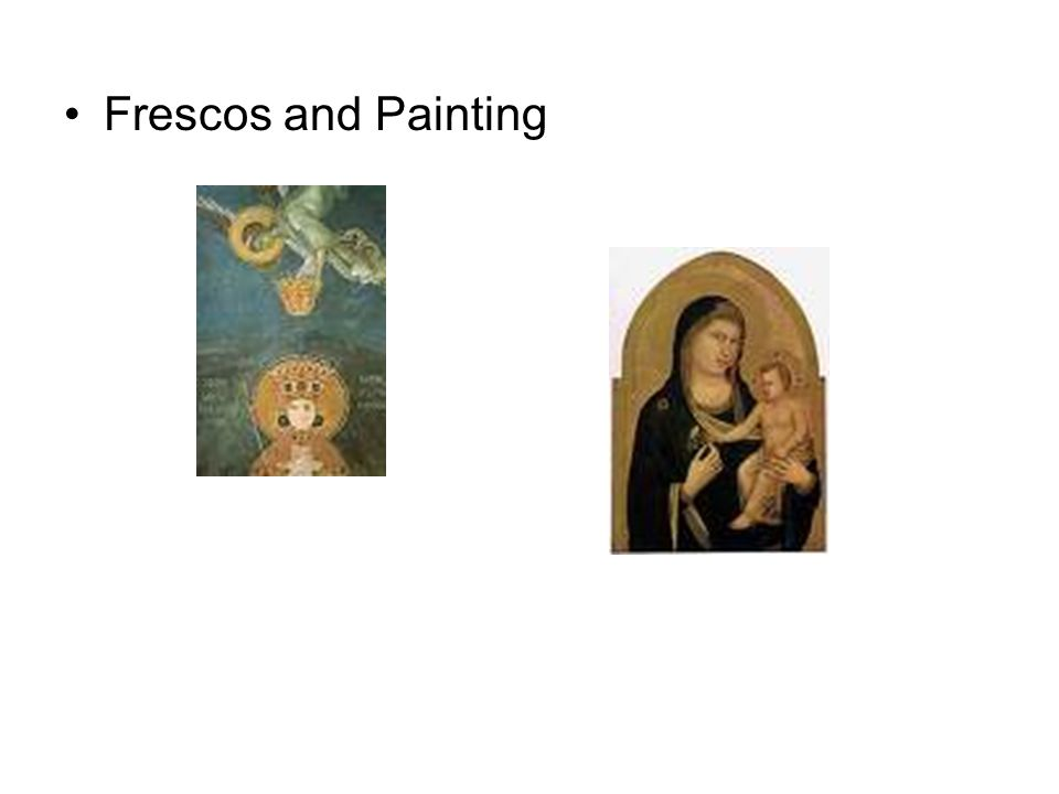 Frescos and Painting