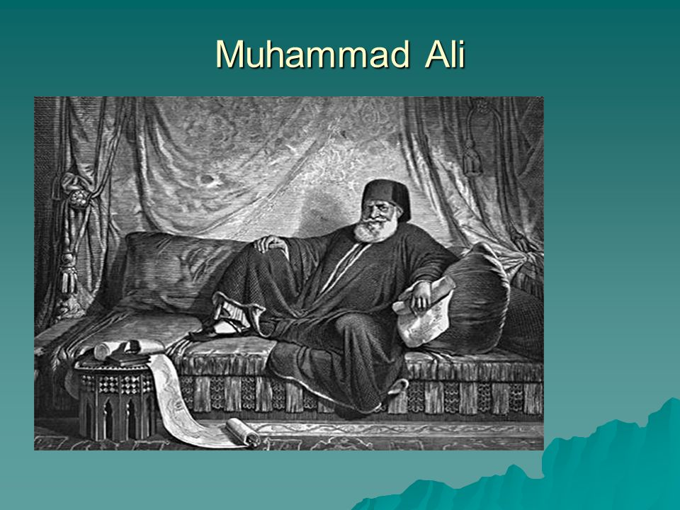  After the defeat of the French forces Muhammad Ali ascended to power as the governor of Egypt.
