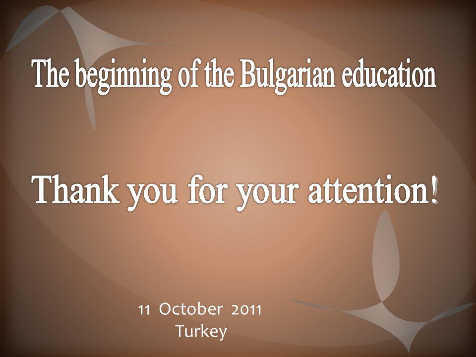 11 October 2011 Turkey