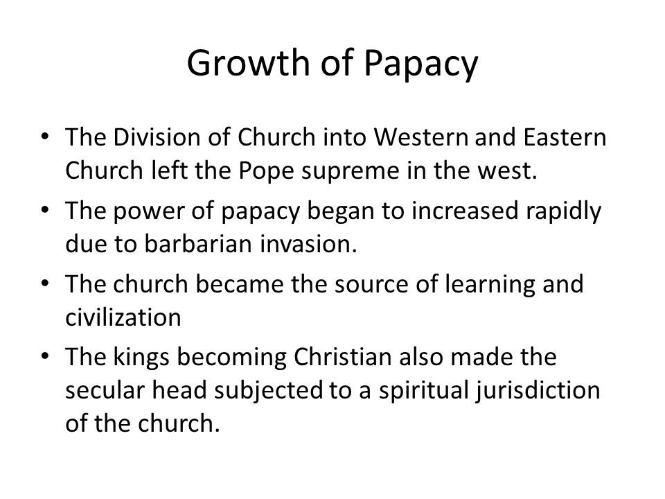 Comparison Between Roman Empire and Roman Catholic Church There is a good deal of institutional and functional similarity.