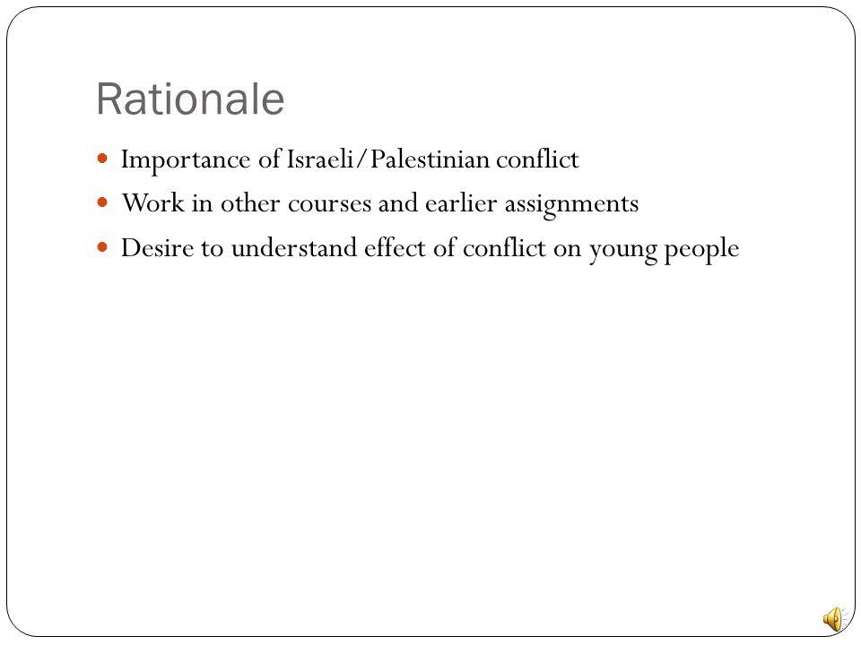 Bivariate Presentation POL 242 2008 Student Demographic Explanations for Israeli Hawkishness