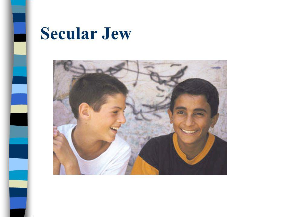 Secular Jew
